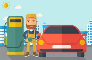 צריכת דלק אמיתית